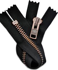 Black - Zippers